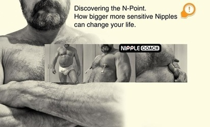 The male nipples manifesto. Nipple enlargement can change your life. | Francisco | Scoop.it