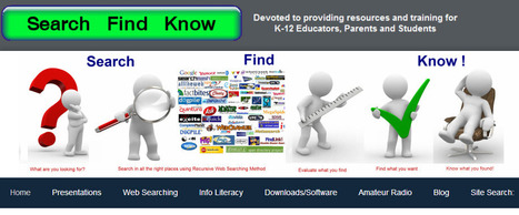 SearchFindKnow | Advanced Web Searching | Scoop.it