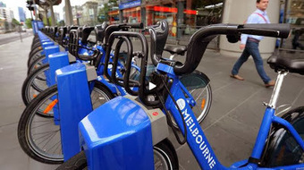 The Bike-sharing Blog: Spare a Dime? Melbourne Looking for a ... | Melbourne Cycling | Scoop.it