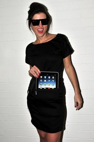 Techy Fashion: 7 Items Of Clothing For Gadget Geeks - The Los Angeles Fashion / The LA Fashion magazine | Best of the Los Angeles Fashion | Scoop.it