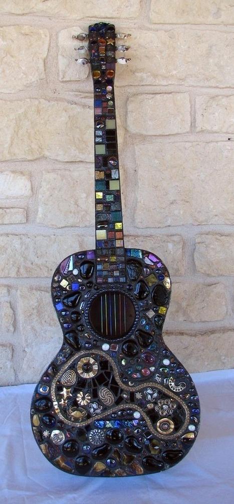 10 Creative &Unique Guitar Designs   Design   Scoop.it