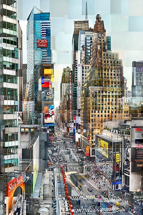 Pep Ventosa - Times Square | Fotografías, Usos Sociales y Cultura remix | Scoop.it