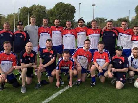 New York take part in Abu Dhabi GAA World Games - IrishCentral | Diverse Eireann- Sports culture and travel | Scoop.it