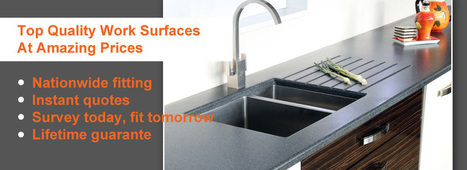 Change Your Kitchen Area By Obtaining Granite worktops and Quarts worktops | granite supplier manchester | Scoop.it