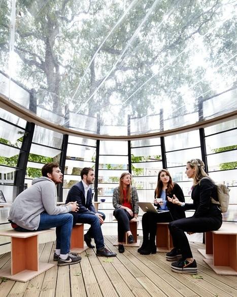 Les 10 tendances des bureaux à connaître pour 2... | développement économique et territoires | Scoop.it