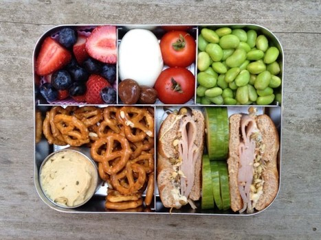 Healthy Lunch Ideas | Health and Fitness | Scoop.it