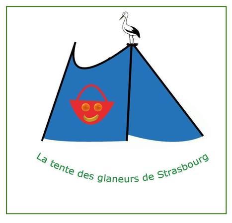 La tente des glaneurs à Strasbourg, un projet solidaire de lutte contre le gaspillage alimentaire   Le fil vert d'ECO-Conseil   Scoop.it