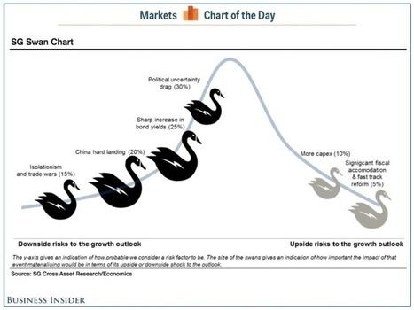 Voici les événements imprévisibles qui représentent un risque pour les marchés financiers mondiaux | Grands Risques d'Entreprise | Scoop.it
