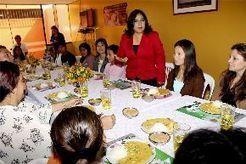 Ministra de la Mujer pide a padres de familia establecer diálogo sólido con sus hijos | Orientación Familiar | Scoop.it