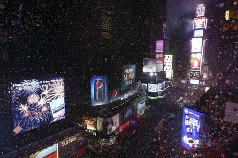 Lighting New Year Celebrations in New York   9Holidays Blog   9Holidays   Scoop.it