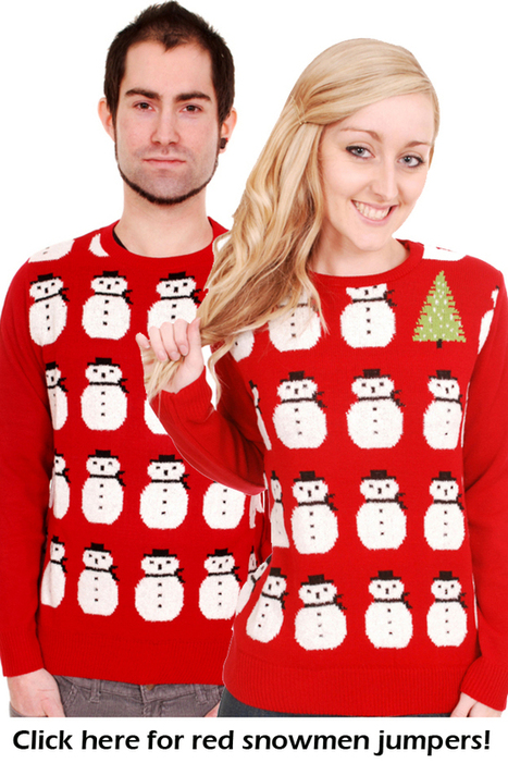 Retro Christmas Jumpers from My Vintage | Vintage Clothing | Scoop.it