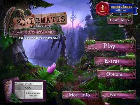 Enigmatis: The Mists of Ravenwood Review: From CasualGameGuides.com | Casual Game Walkthroughs | Scoop.it