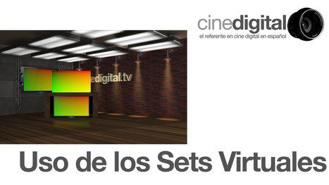 Uso y creación de Sets Virtuales | CINE DIGITAL  ...TIPS, TECNOLOGIA & EQUIPO, CINEMA, CAMERAS | Scoop.it