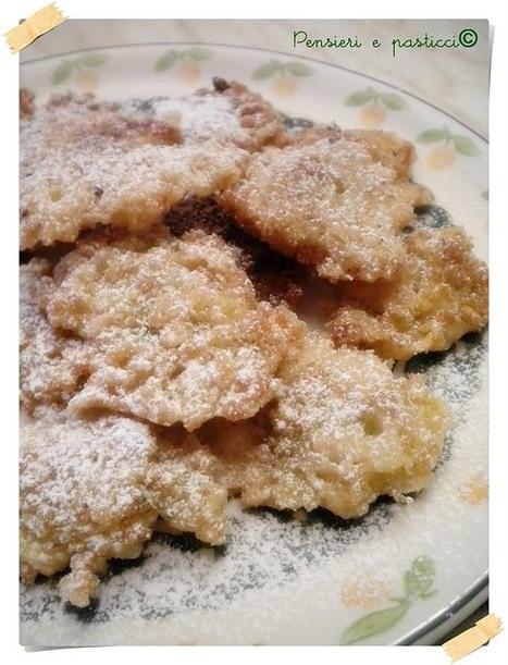 pensieri e pasticci: Frittelle di fiori di sambuco | Il mio lato più dolce | Scoop.it