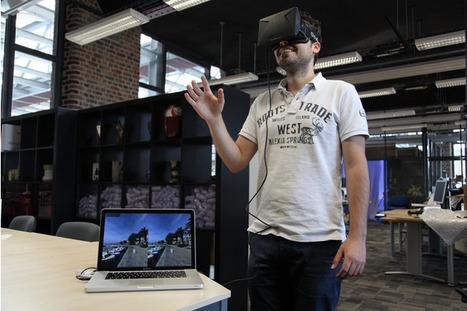 Une nouvelle caméra française qui va révolutionner la visite virtuelle immobilière | L'immobilier et le digital | Scoop.it