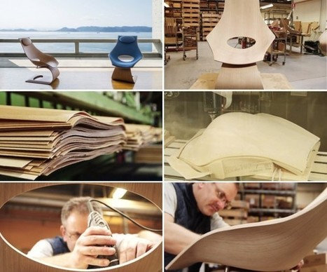 Carl Hansen & Søn and Tadao Ando officially launched the Dream Chair | #Technology | Scoop.it