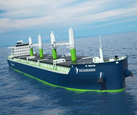 World Maritime News - Finland: Deltamarin Inks Contract for B.Delta Bulk Carriers Design   Finland   Scoop.it