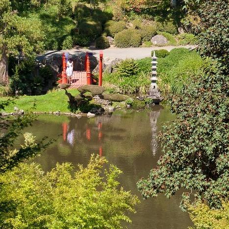 Le blog de sept lieues: Le parc oriental de Maulevrier (près de Cholet) | Les grands sites en Anjou Val de Loire | Scoop.it