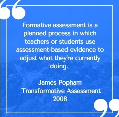 What Constitutes an Assessment? Assessment Strengthens Writers | Life as a Teacher | Scoop.it