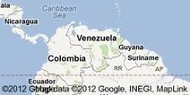 Map of Venezuela | Venezuela; Deion Wall | Scoop.it