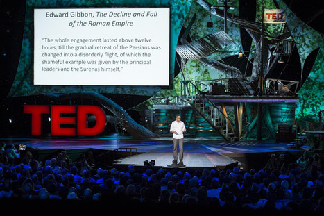 John McWhorter at TED2013: The linguistic miracle of texts | TED Blog | Internet Language | Scoop.it