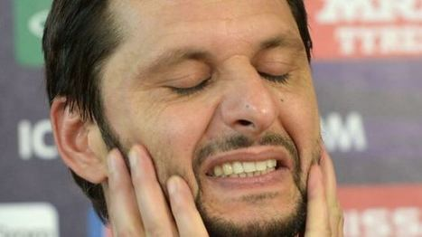 Shahid Afridi resigned as captain of the T20 squad   The Univers News - Latest Online News   Scoop.it