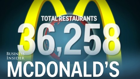 VIDEO: Alle 36.285 vestigingen van McDonald's in kaart gebracht http://t.co/QxU1JicneJ #aardrijkskunde #globalisering #bigmac #fastfood Powered by RebelMouse | Aardrijkskunde van de GGGG | Scoop.it