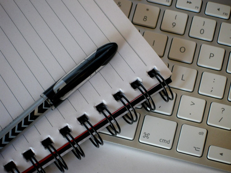5 Easy Steps to Make Your Writing Stand Out | Leadership, Innovation, and Creativity | Scoop.it