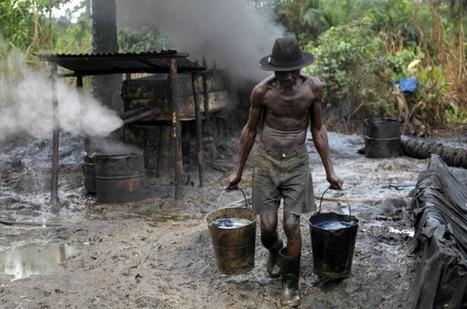 La maldición del oro negro: el robo de petróleo en Nigeria | CNA - ALTERNEWS | Scoop.it