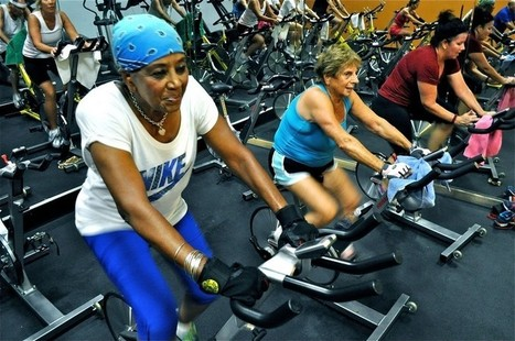 """Workout """"sisters"""" of 30 years turn 80 this year - Charleston Post Courier 