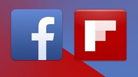Paper, découvrir et s'informer à la sauce de Facebook | TousGeeks | Scoop.it