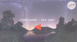 L'impressionnant timelapse du ciel à 360° | VIDEOS | Scoop.it