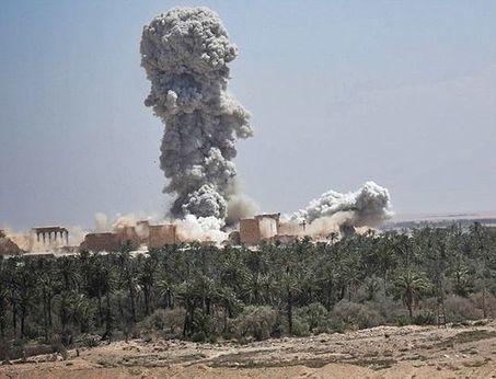 Pourra-t-on reconstruire Palmyre? | Ca m'interpelle... | Scoop.it