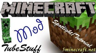 TubeStuff Mod 1.6.4 | Minecraft 1.6.4 Mods | Scoop.it