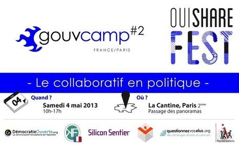 GouvCamp #2 - Venez inventer la démocratie | Démocratie Ouverte | Démocratie Ouverte | Scoop.it