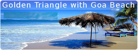 Golden Triangle Tour With Goa | Golden Triangle Packages | Scoop.it