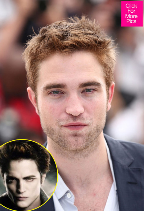 Rob Pattinson: I Don't Understand Why People Are Obsessed With Vampires - Hollywood Life | The Twilight Saga | Scoop.it