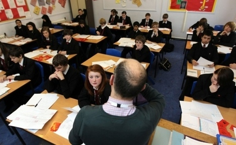 Scottish teachers among lowest paid in Europe | My Scotland | Scoop.it