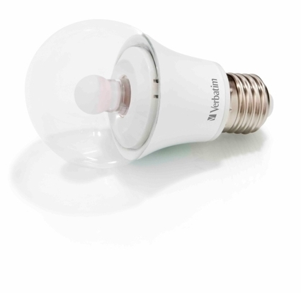 Verbatim's Mirageball Classic LED retrofit lamps deliver uniform, shadow-free light distribution   Sustainable Living Through Technology and Nature   Scoop.it
