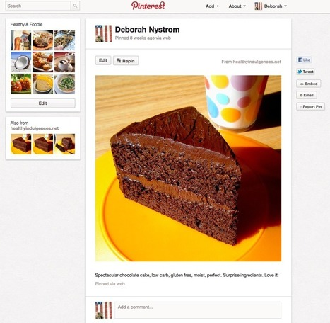 Pinterest is Taking Curation to a Whole New Level - Here's Why | Agile Learning | Scoop.it