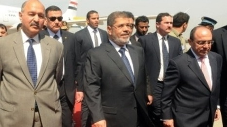 Pakistan urges Egypt to help end 'bloodshed' in Syria | Égypt-actus | Scoop.it