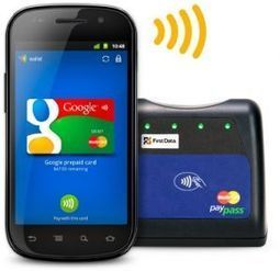 Le système de paiement sans contact Google Wallet vulnérable | sanscontact | Scoop.it