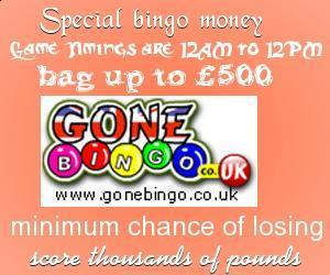 Play Jackpots Everyday of February at Gone Bingo | Free Slots Online | Scoop.it