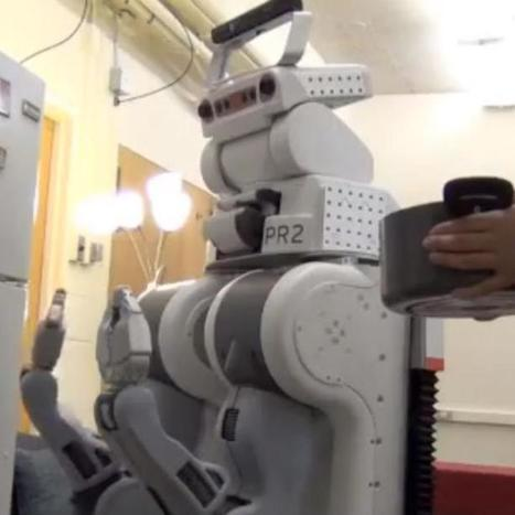 This Robot Can Read Your Mind   Innovation through Technology   Scoop.it