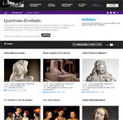 Le nouvel espace du Louvre pour Eduthèque est ouvert! | Education et TICE | Scoop.it