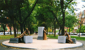 MWPC's Blog: Women's History Month: Boston Women's Memorial | Boston Women | Scoop.it