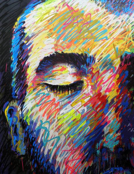 Colorful Street Art by Txemy | World of Street & Outdoor Arts | Scoop.it