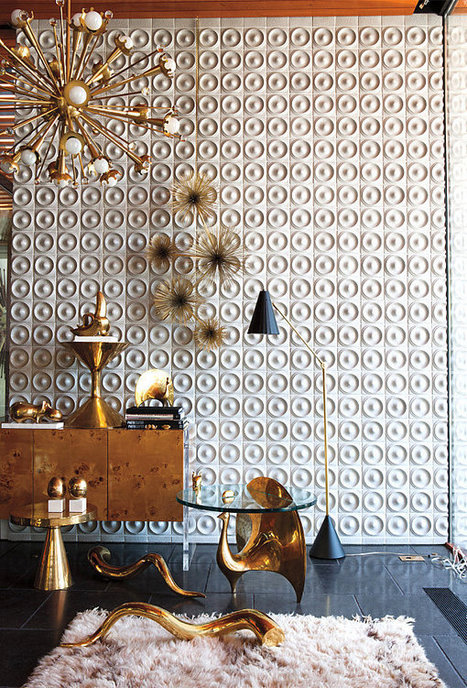 Brass Addicted - Fixtures And Accent Details - Home Decorating Trends | Interior Design | Scoop.it
