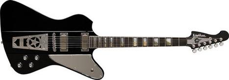 NAMM 2012: New Paul Stanley Signature Washburn | Guitar News from NAMM 2012 | Scoop.it