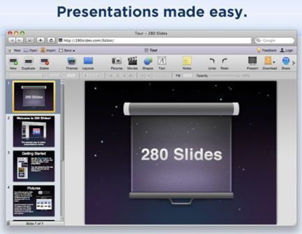 280 Slides - Create & Share media-rich Presentations Online | Interactive Teaching and Learning | Scoop.it